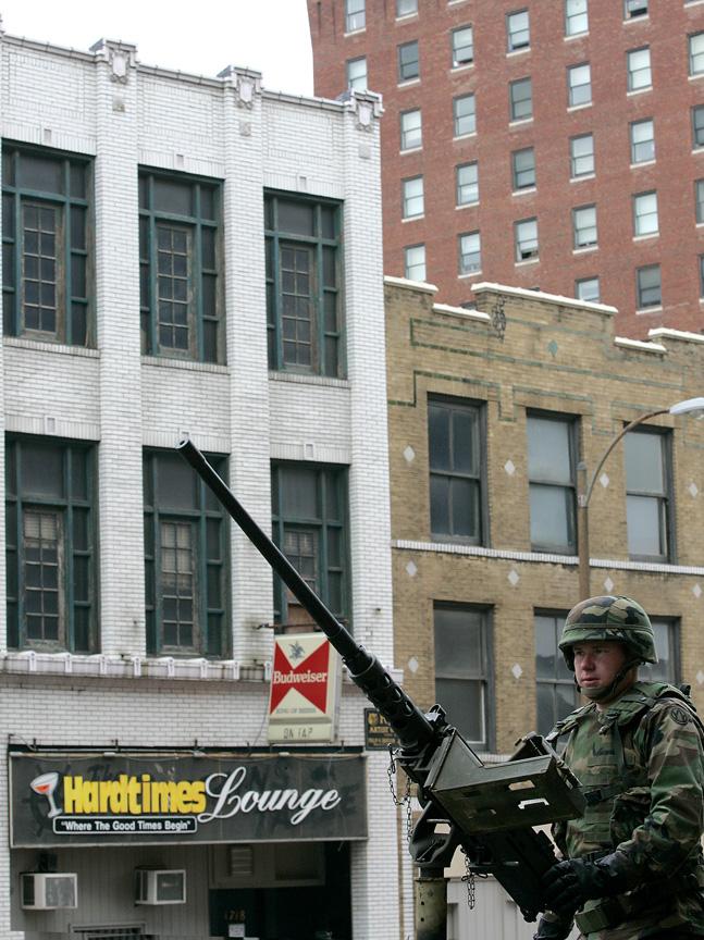 Hard Times - Saint Louis - 2007