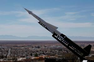 Alamagordo nike missile