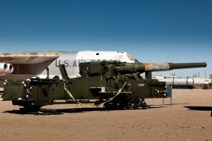 Atomic Cannon, Nuke muse