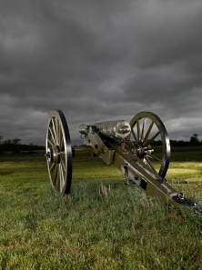 Ft. Buford ND cannon